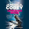 James S. A. Corey - Leviathan Wakes  artwork