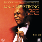 Louis Armstrong and His Orchestra - La vie en rose (Single Version)
