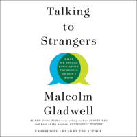 Malcolm Gladwell - Talking to Strangers artwork