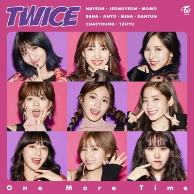 TWICE - One More Time - EP