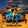 Andy Watts - Blues on Fire  artwork
