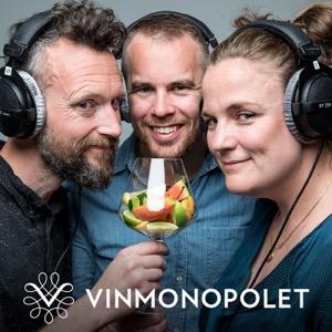 Bilderesultat for vinmonopol podden