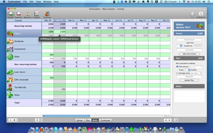 Cashculator - Personal Finance Screenshot 02 57sho5n