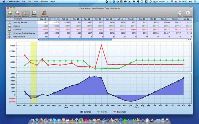 Cashculator - Personal Finance Screenshot 01 57sho5n