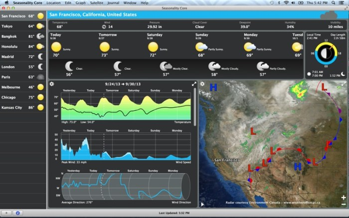 Seasonality Core Screenshot 05 138243n