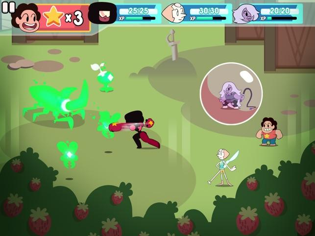 Attack the Light - Steven Universe Light RPG Screenshot