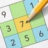 Sudoku New、面白いテーブルゲームの一つで、どの年齢の方にでもお楽しみ頂けるパズルです。アイコン