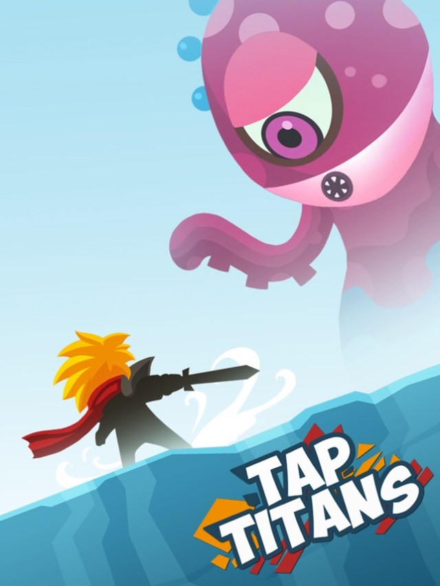 Tap Titans Screenshot