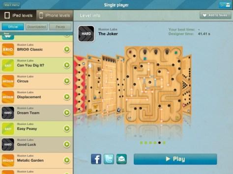 Labyrinth 2 HD Screenshot