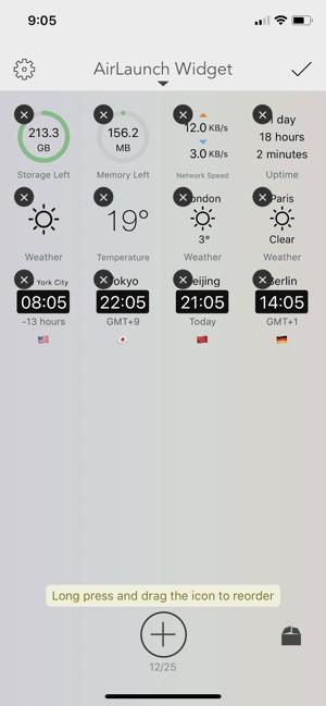 AirLaunch Pro - Launcher Screenshot