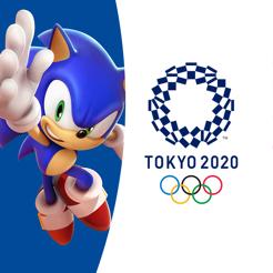 Соник на Олимпийских играх