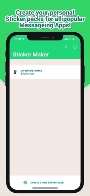 ‎Sticker Maker Studio Screenshot