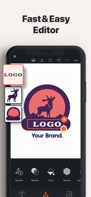 Logo Maker Shop Screenshot