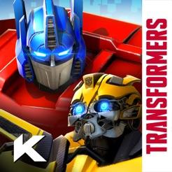 TRANSFORMERS: Combatientes