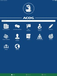 ACOG on the App Store