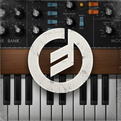 ?Minimoog Model D Synthesizer