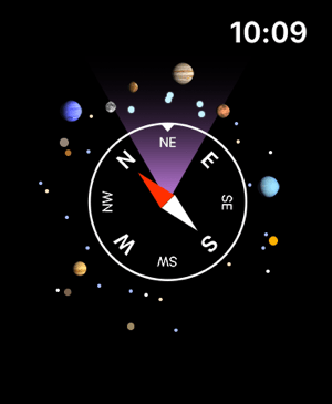 ‎Night Sky Screenshot