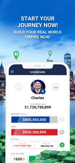 Landlord Tycoon Screenshot