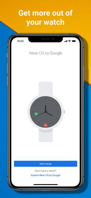 Wear OS by Google Capture d'écran