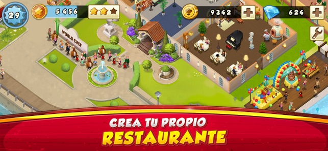 ‎World Chef Screenshot