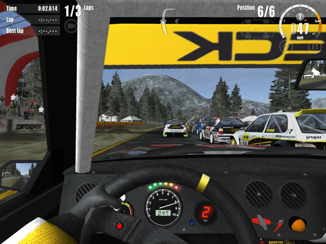 Rush Rally 3 Screenshot