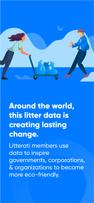 ‎Litterati Screenshot