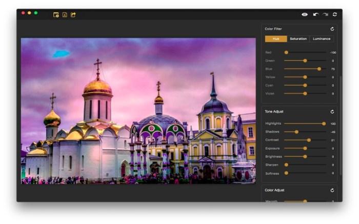 HDR Pro Screenshot 04 13750in
