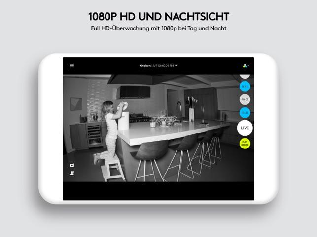 643x0w Smart Home: Logi Circle - WLAN Kamera im Test Entertainment Gadgets Reviews Software Technology Testberichte Web