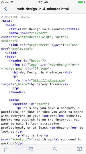 TextCode - Code Editor with GitHub Repository Screenshot