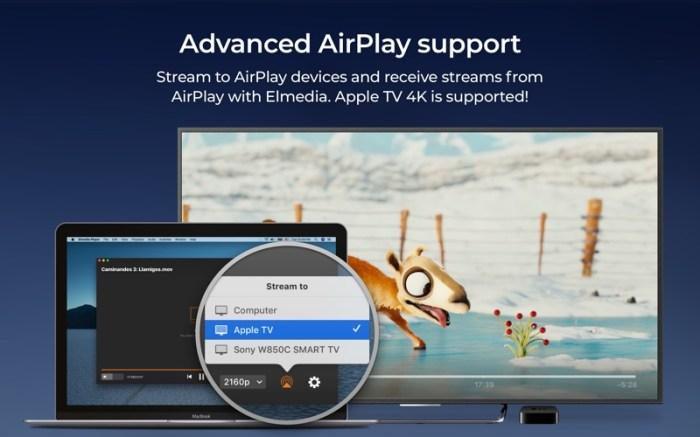 Elmedia:universal video player Screenshot 03 57shrun