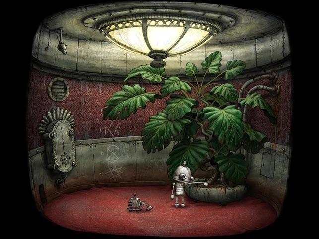 Machinarium  (マシナリウム) Screenshot