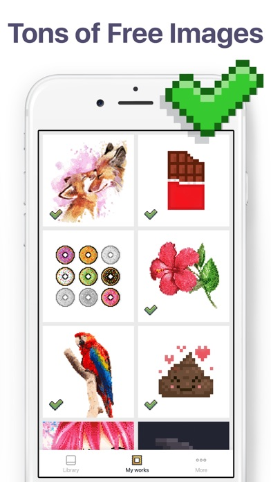 Pixel Art - Color by Number premium for free all unlocked