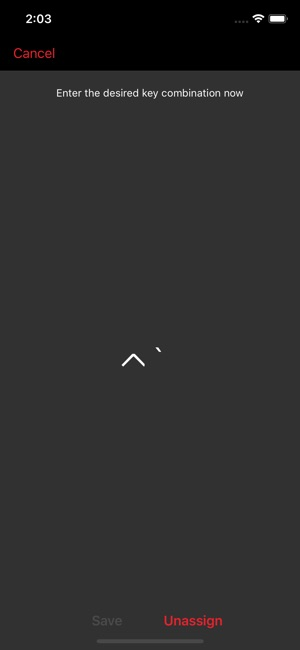 Kodex Screenshot