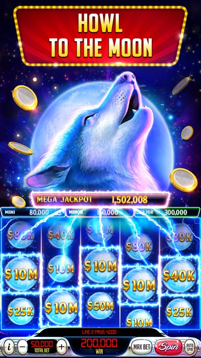 Vegas Downtown Slots & Words 3.94.1 IOS