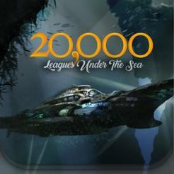 Veinte mil Leguas - Julio Verne Libro interactivo