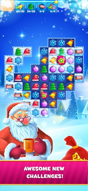 Christmas Sweeper 3 Screenshot