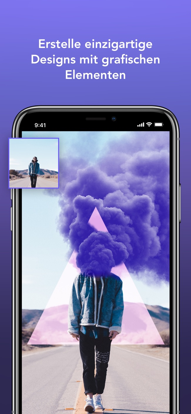 Enlight Photofox: Foto-Editor Screenshot
