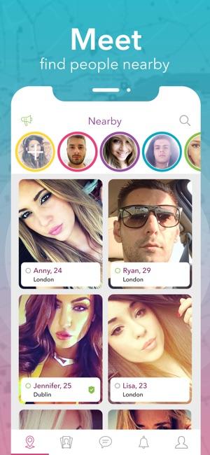 HOOTT - Find Chat and Meet Screenshot