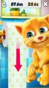 おしゃべり猫のトーキング・ジンジャースクリーンショット2