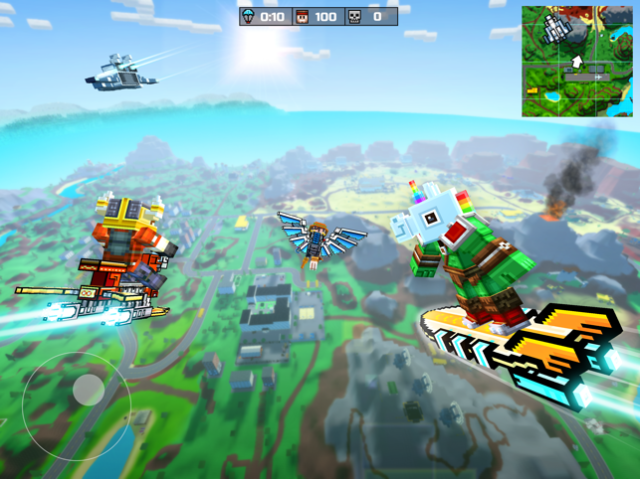 Pixel Gun 3D: Battle Royale Screenshot