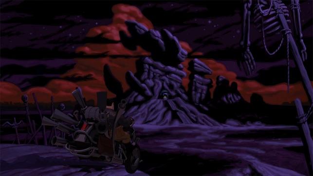 Full Throttle Remastered Screenshot