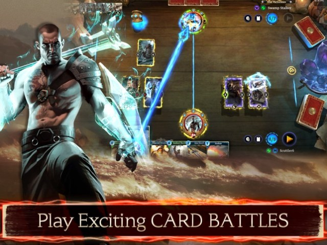 The Elder Scrolls: Legends CCG Screenshot