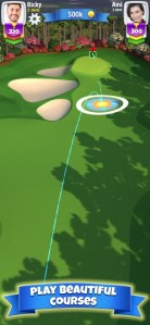 Golf Clash on the App Store Screenshots