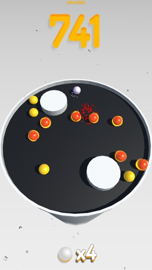 Circle Pool Screenshot