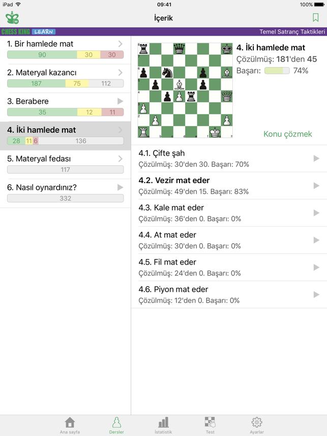 Temel Satranç Taktikleri Screenshot
