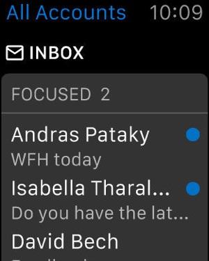 Microsoft Outlook Screenshot