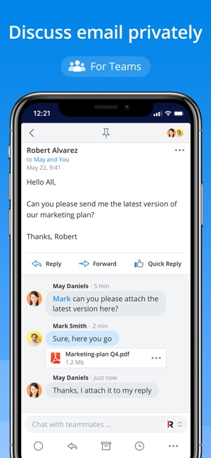 Email - Spark by Readdle Screenshot