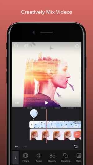 Enlight Videoleap Video Editor Screenshot