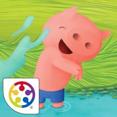 Three Little Piggies Illustrative eBook