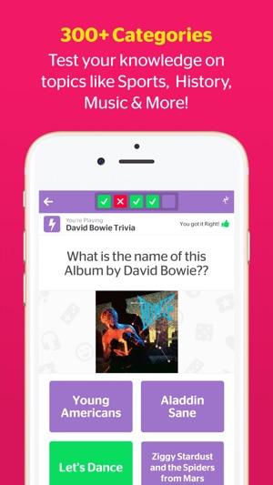 Perk Pop Quiz! Screenshot